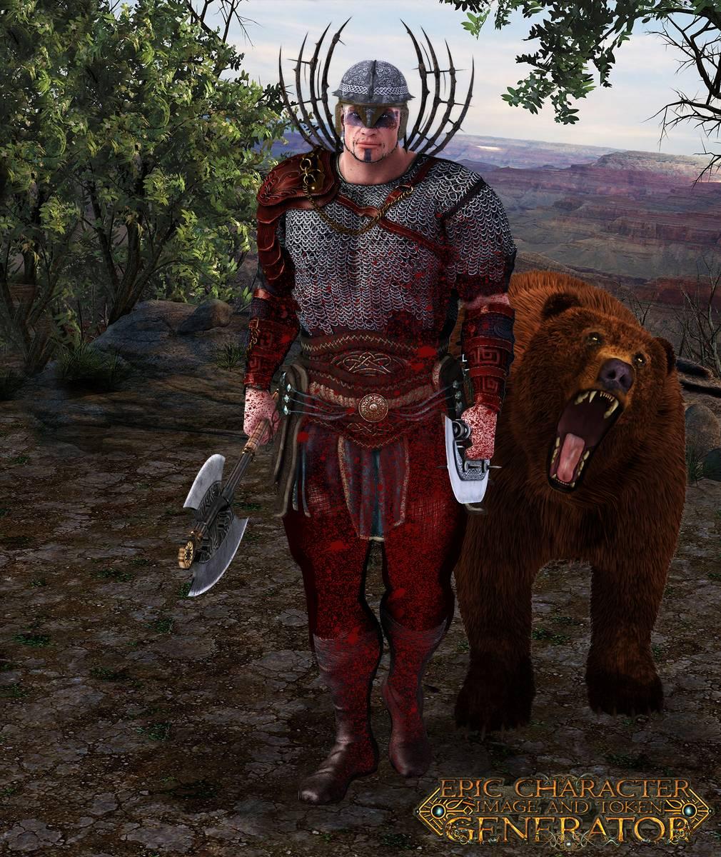 ePic Character Generator Season 2 Muscular Barbarian Screenshot 09
