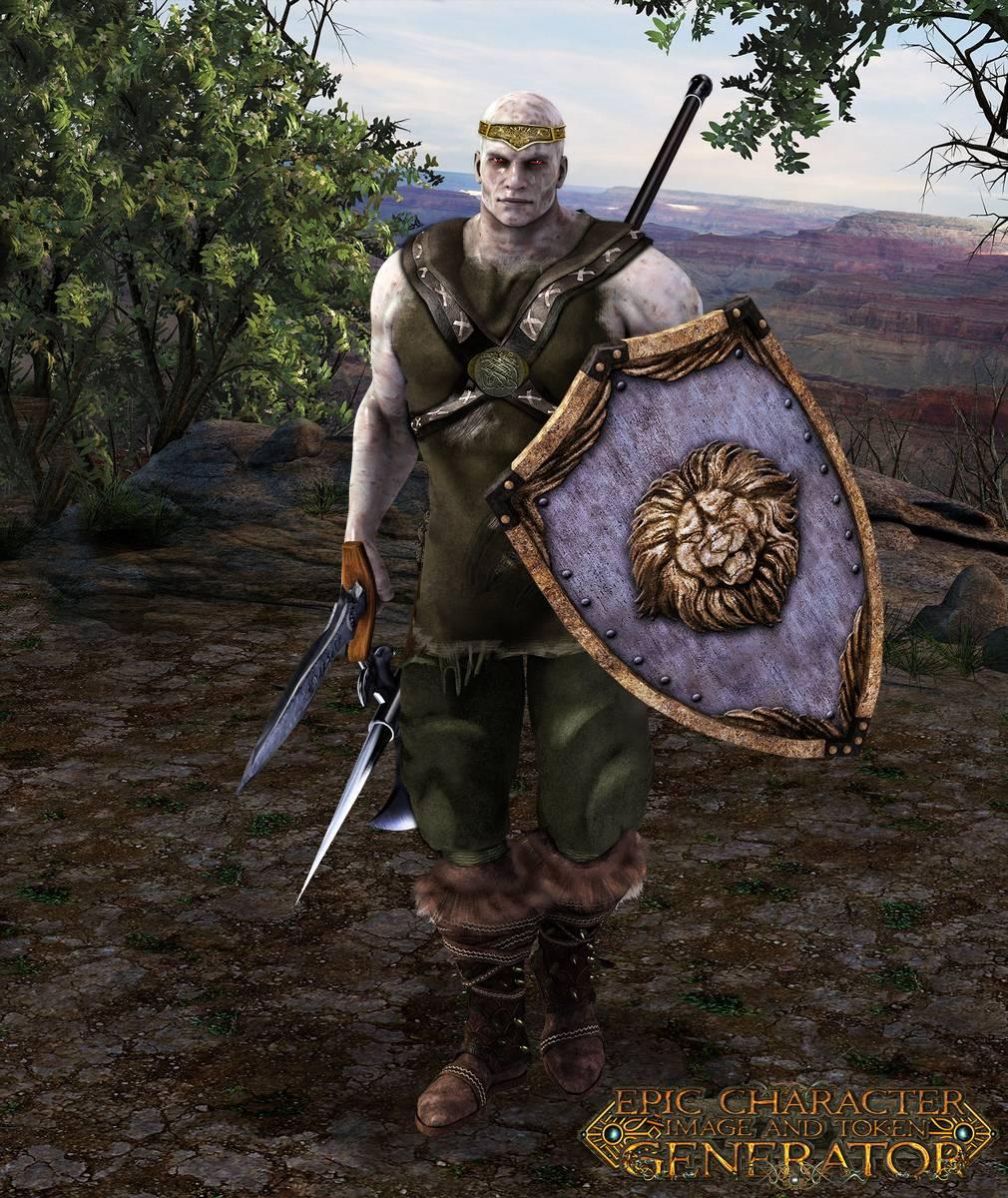 ePic Character Generator Season 2 Muscular Barbarian Screenshot 11