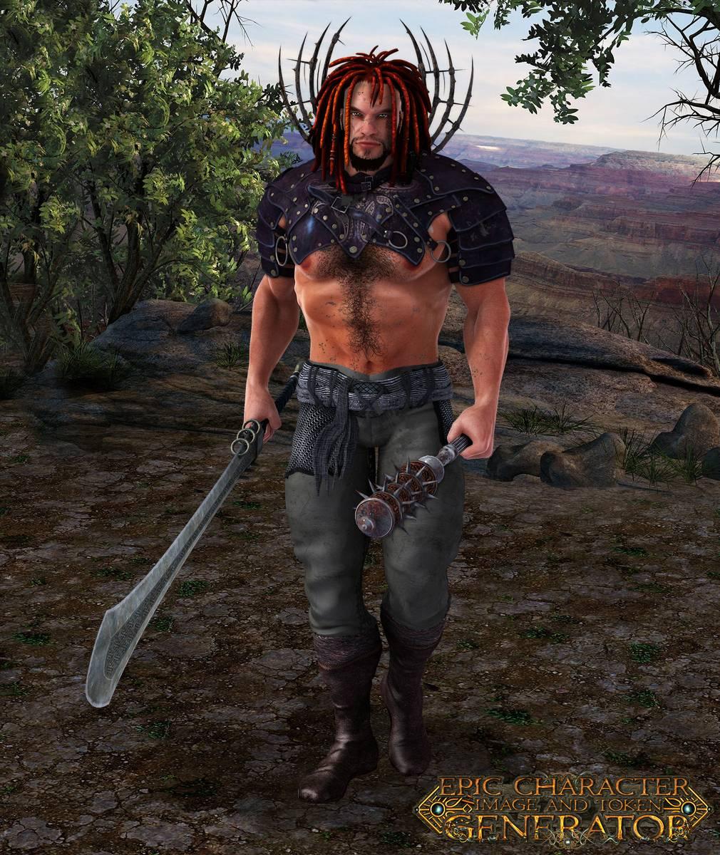 ePic Character Generator Season 2 Muscular Barbarian Screenshot 15