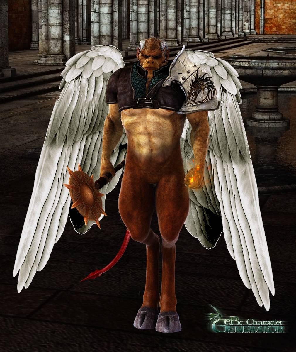 ePic Character Generator Season 2 Muscular Supernatural Screenshot 04