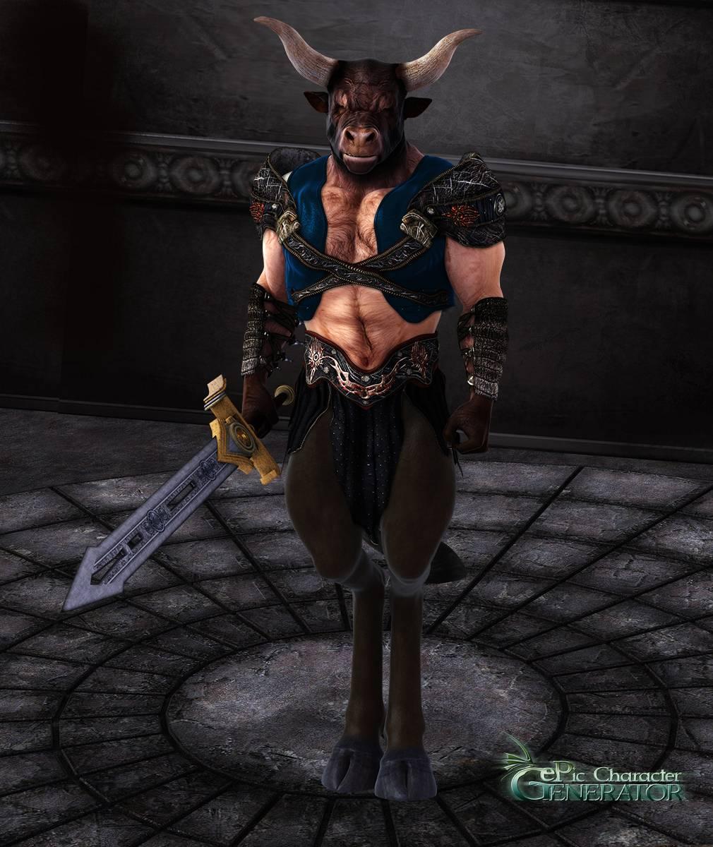 ePic Character Generator Season 2 Muscular Supernatural Screenshot 06