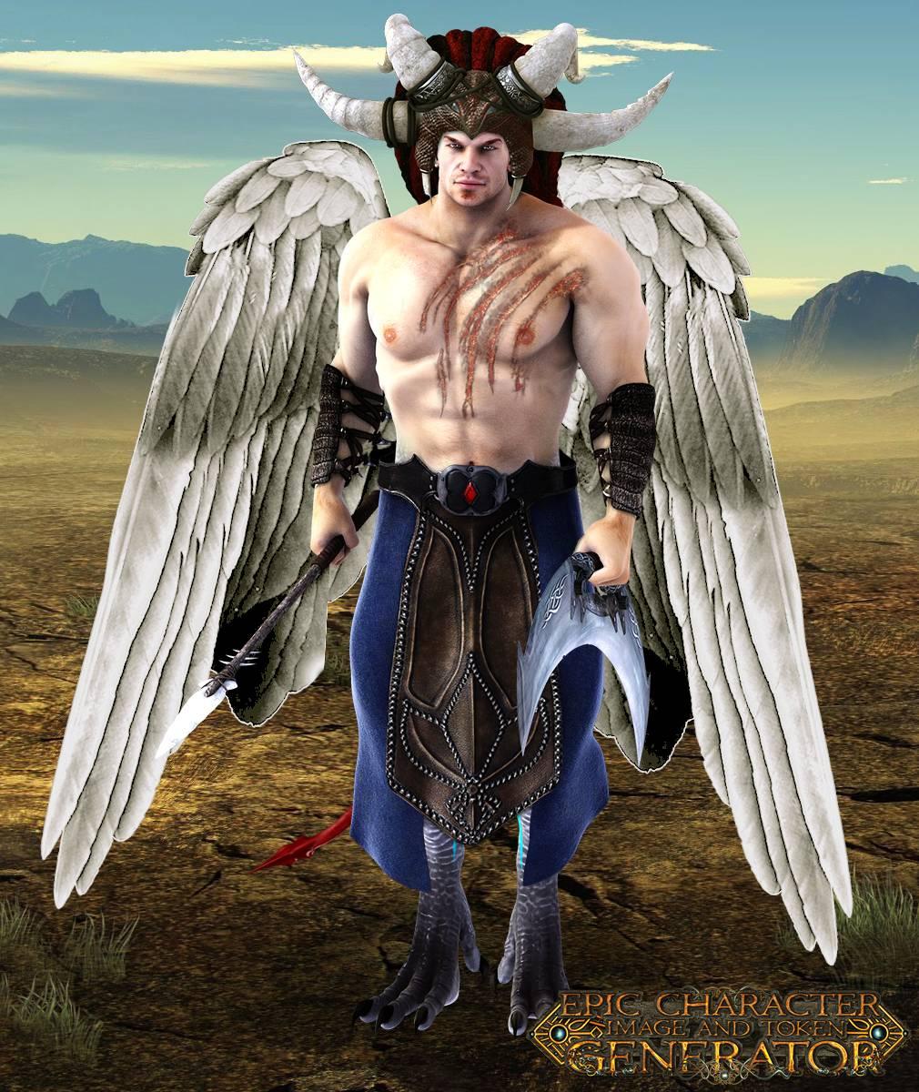 ePic Character Generator Season 2 Muscular Supernatural Screenshot 10