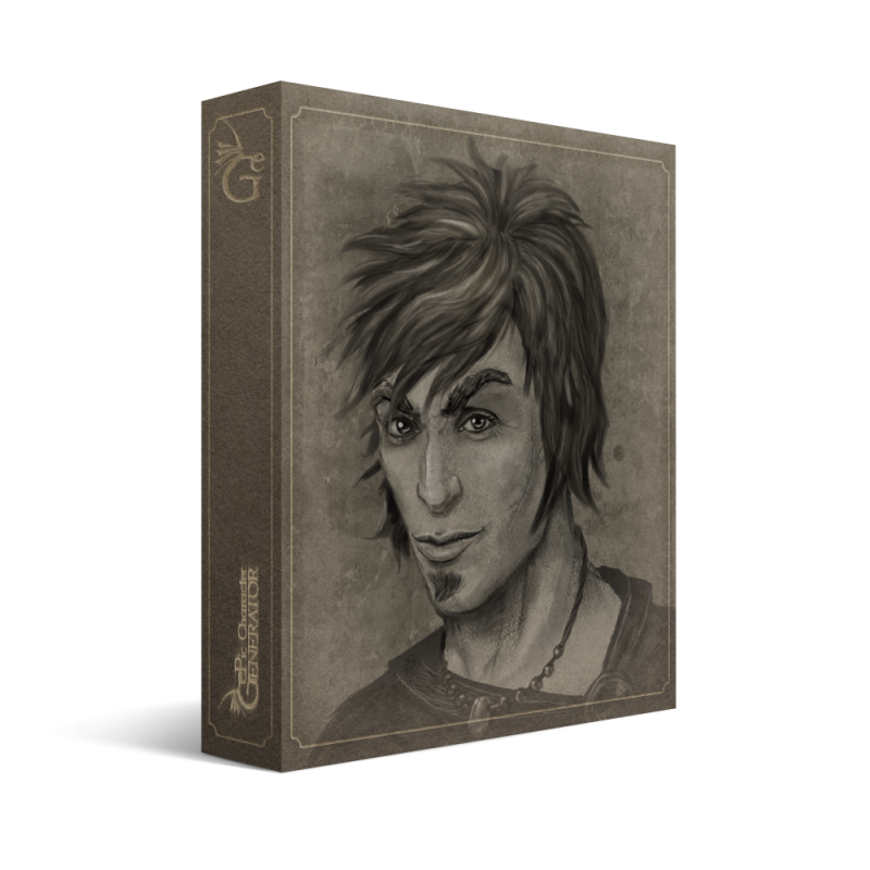 ePic Character Generator Season 3 Male Portrait Box
