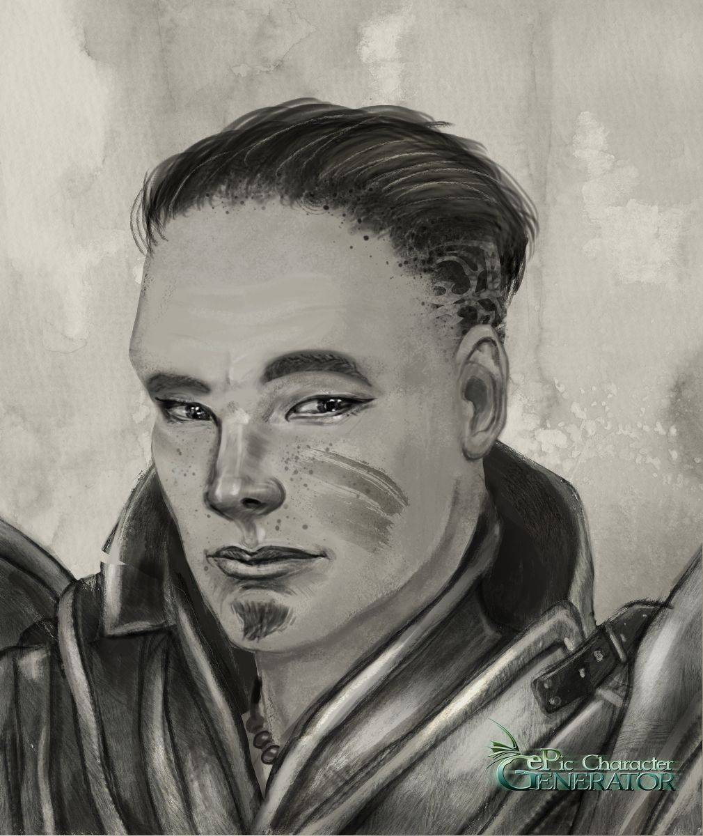 ePic Character Generator Season 3 Male Portrait Screenshot 03