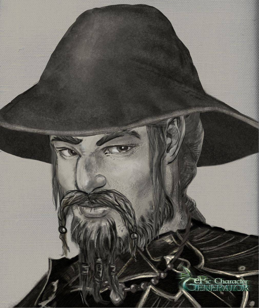 ePic Character Generator Season 3 Male Portrait Screenshot 08
