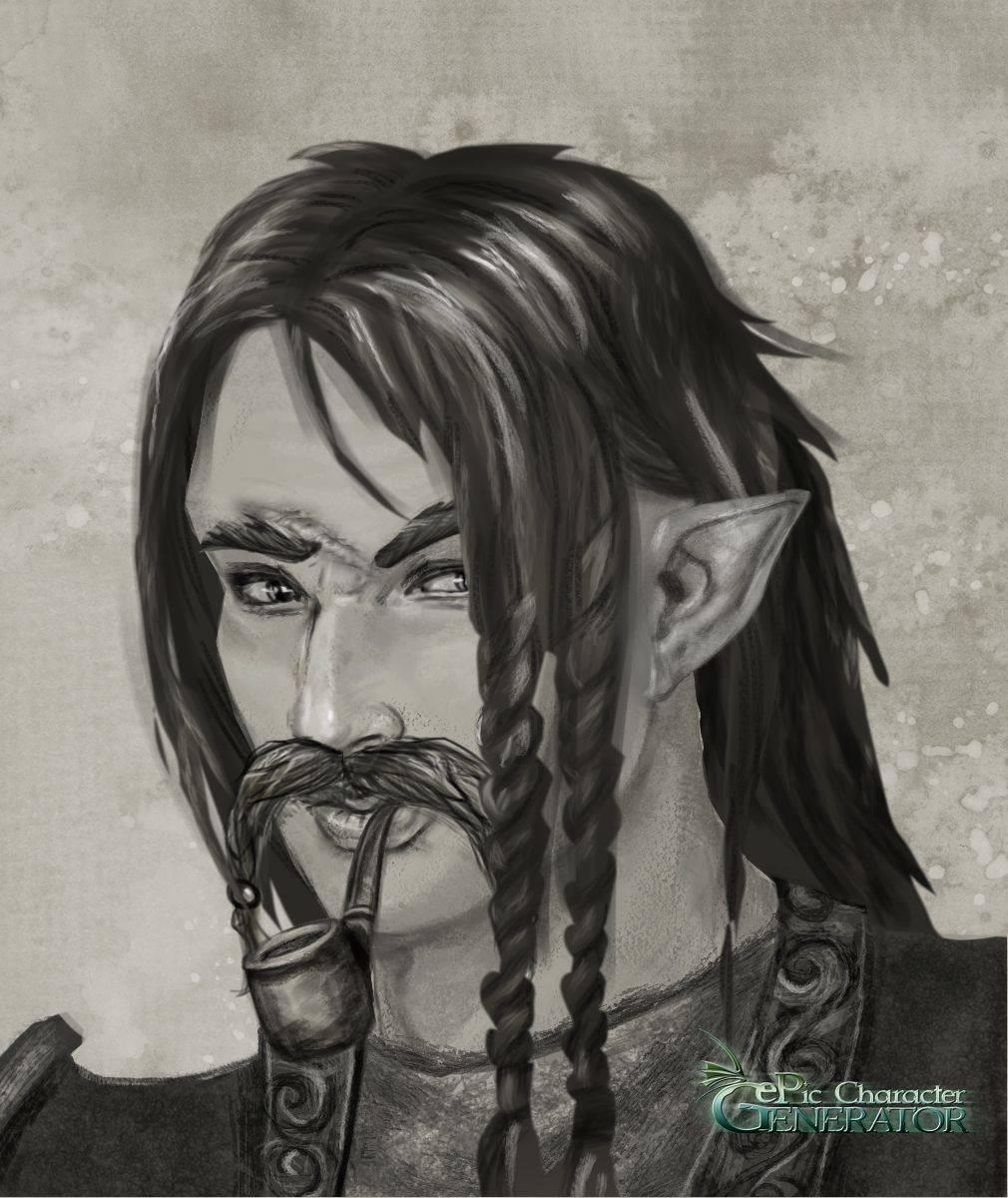 ePic Character Generator Season 3 Male Portrait Screenshot 09