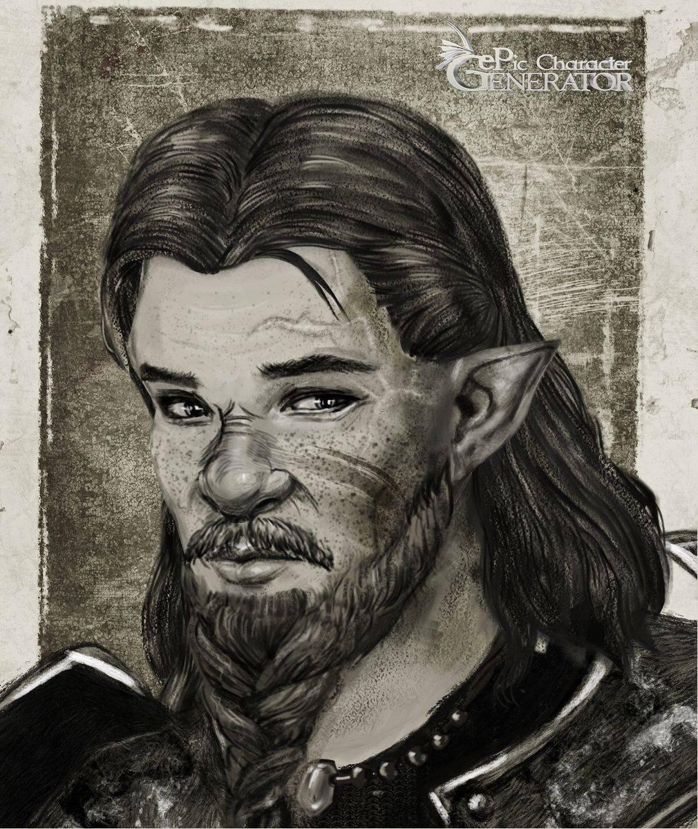 ePic Character Generator Season 3 Male Portrait Screenshot 12