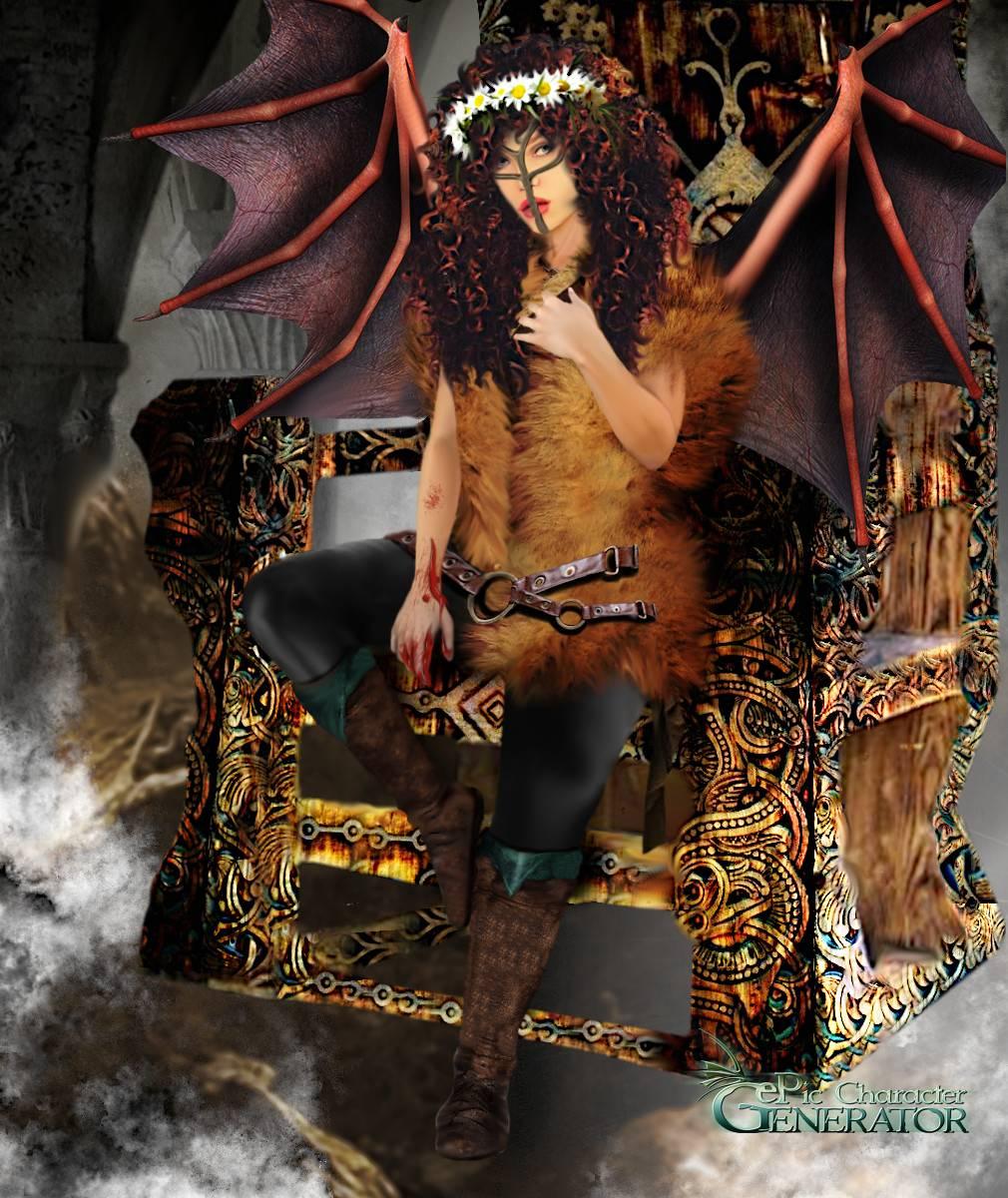 ePic Character Generator Season 3 Throne Lady Screenshot 03