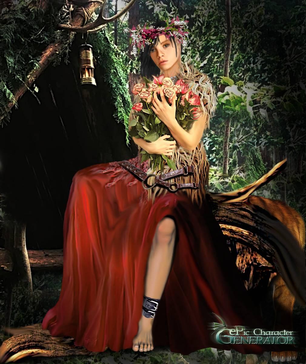 ePic Character Generator Season 3 Throne Lady Screenshot 09