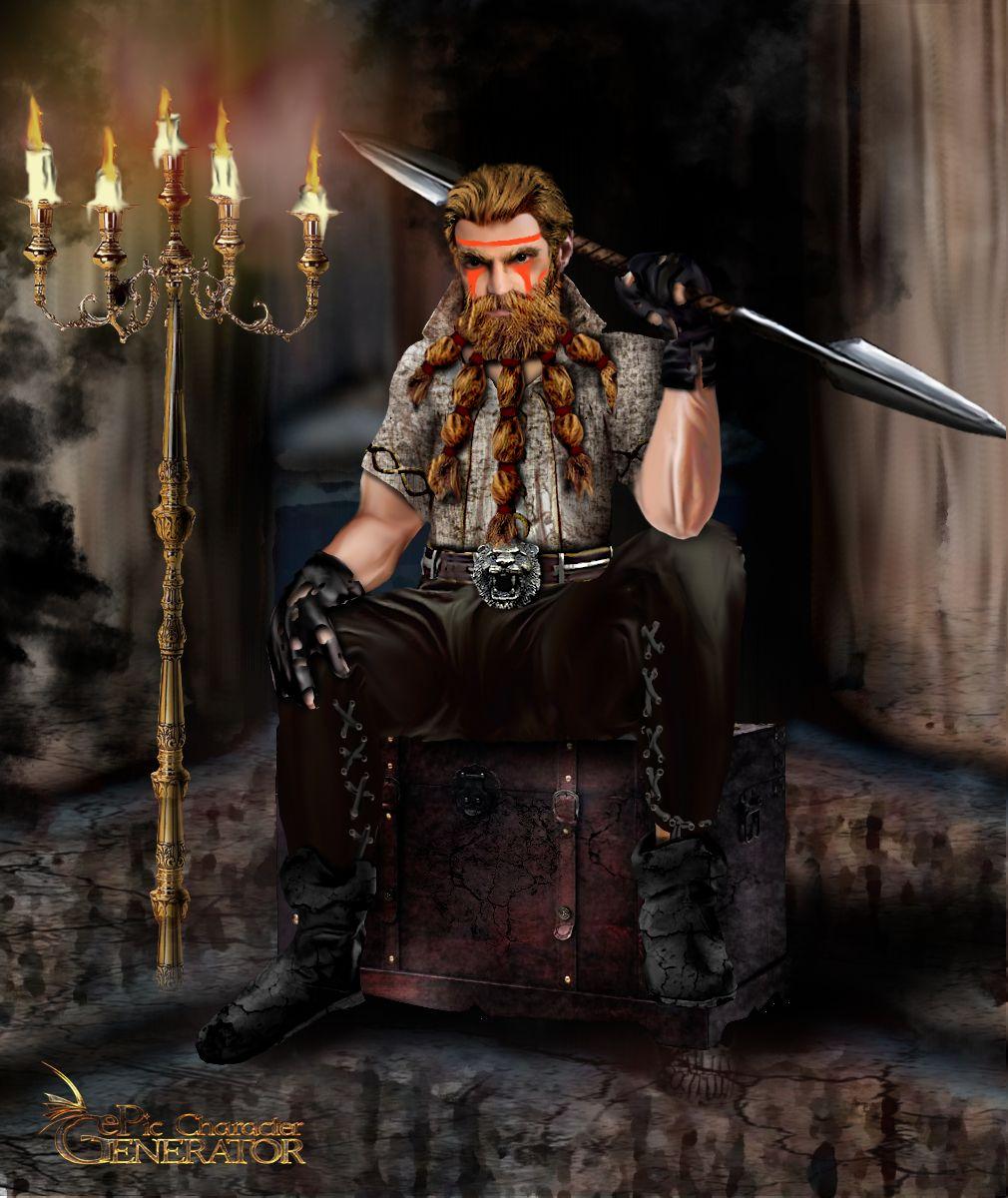 ePic Character Generator Season 3 Throne Savage Screenshot 3
