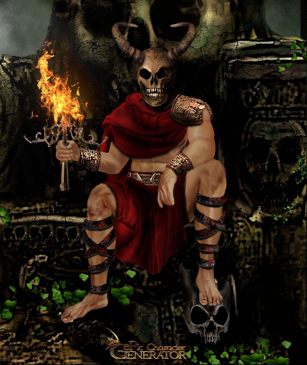 ePic Character Generator Season 3 Throne Savage Screenshot 5
