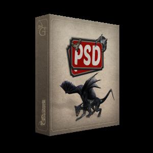 ePic Character Generator Psd Exporter