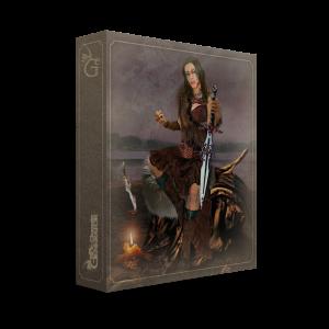 ePic Character Generator Season 3 Throne Lady Box